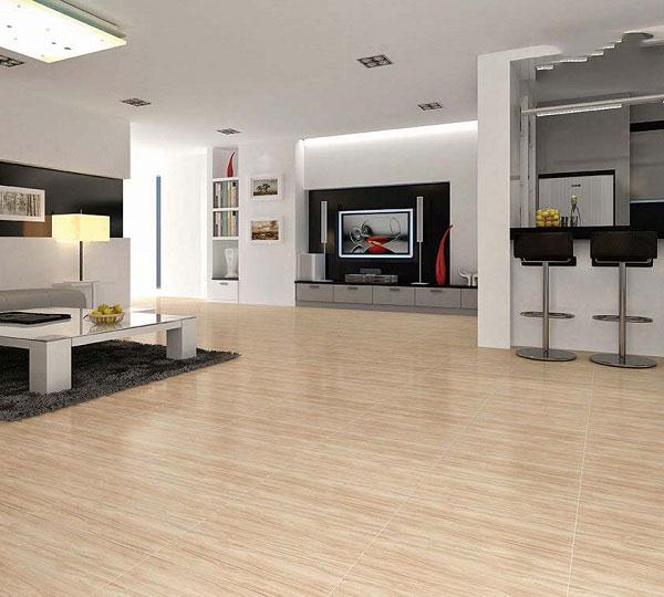 Nên chọn lát sàn bằng gạch lát nền hay gỗ công nghiệp?