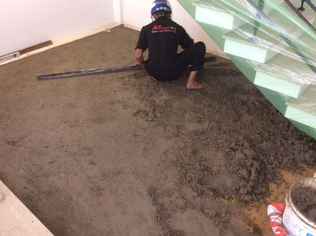 TOP 10 quy tắc thi công gạch lát nền không thể bỏ sót