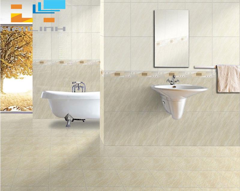 3 điều cần lưu ý khi chọn gạch lát nền cho phòng tắm