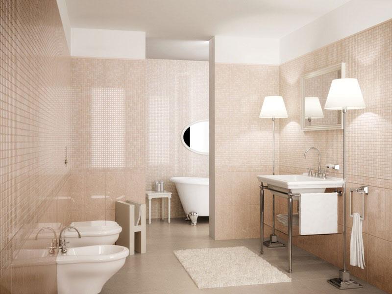 Mách nhỏ cách chọn gạch ốp lát phòng tắm đẹp - sang trọng 1