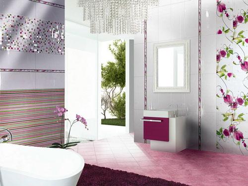 Mách nhỏ cách chọn gạch ốp lát phòng tắm đẹp - sang trọng 2