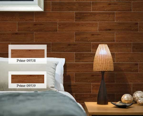 Gạch ốp tường vân gỗ