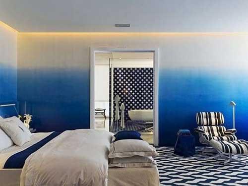 sơn nhà màu obre