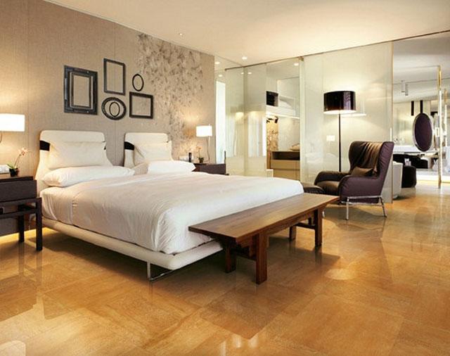 5 màu sắc được yêu thích nhất cho gạch lát nền phòng ngủ 4