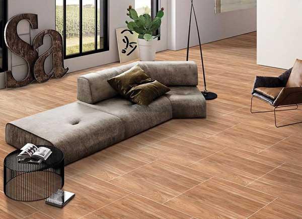 gạch lát nền vân gỗ 600x600 Đồng Tâm