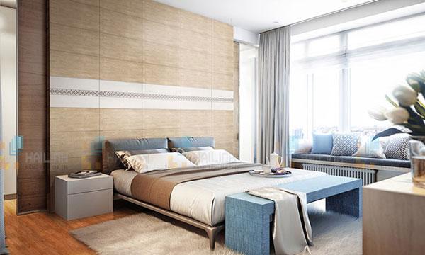 Cách chọn kích thước gạch ốp phòng ngủ