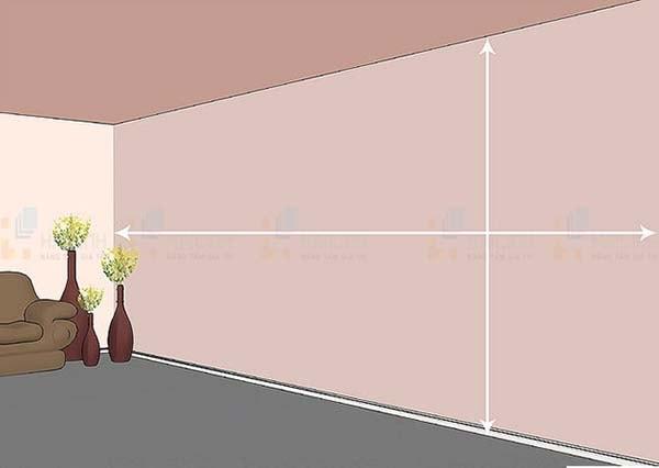 Cách tính gạch ốp tường 30x60 ở tất cả các không gian