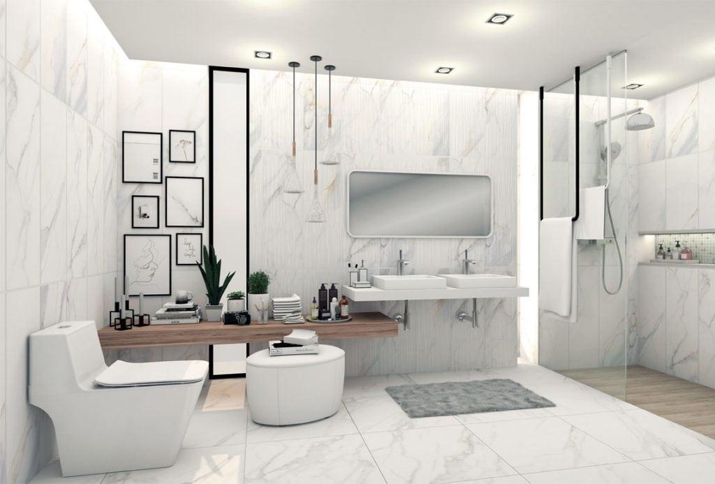 Tầm quan trọng của việc ốp lát nhà tắm – nhà vệ sinh