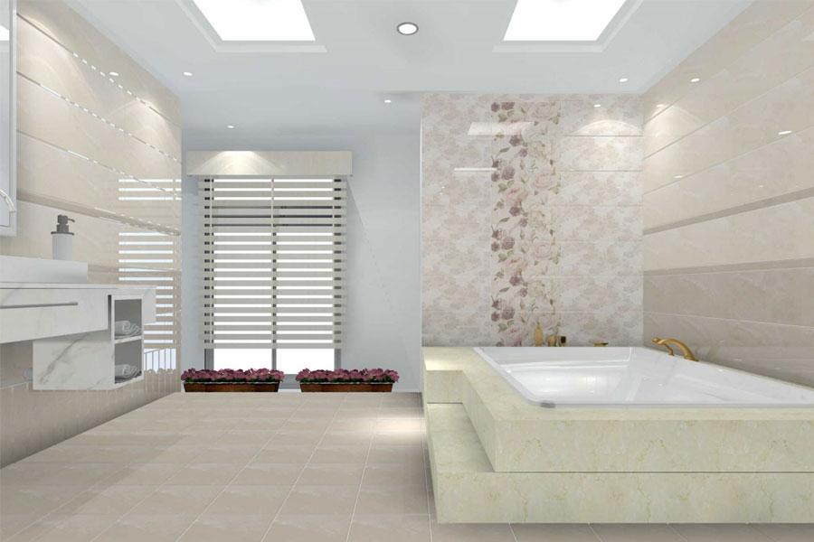 Những lý do vì sao gạch ốp tường nhà tắm Đồng Tâm được ưa chuộng