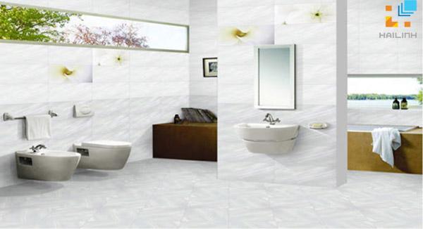 Gạch ốp tường vân đá Viglacera chất lượng