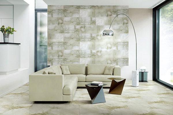 Điểm danh các mẫu gạch ốp tường phòng khách đẹp 2021 1