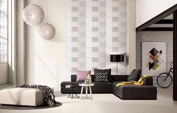 Điểm danh các mẫu gạch ốp tường phòng khách đẹp 2021 3