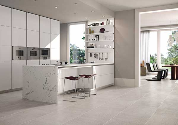Top 5 mẫu gạch lát sàn nhà bếp HOT 2