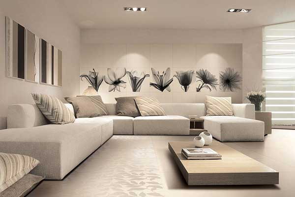 5 mẫu gạch ốp tường phòng khách được thi công nhiều nhất