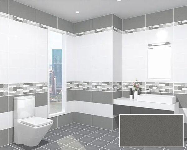 TOP mẫu gạch ốp nhà vệ sinh màu ghi đẹp chuẩn xu hướng 2021 4