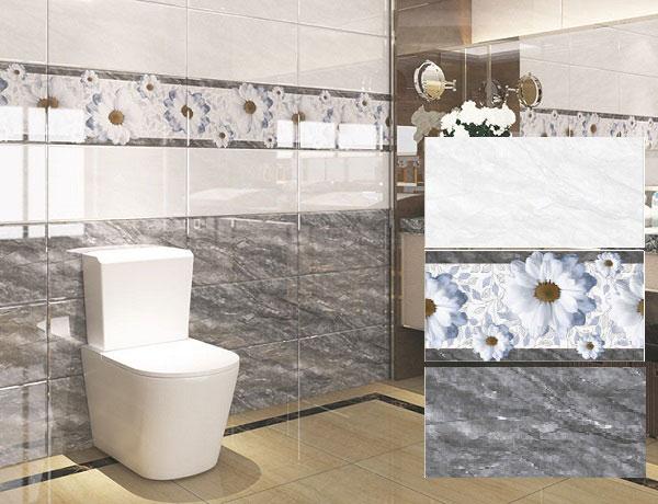 TOP mẫu gạch ốp nhà vệ sinh màu ghi đẹp chuẩn xu hướng 2021 5