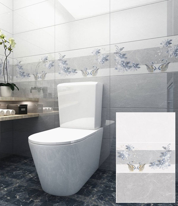 TOP mẫu gạch ốp nhà vệ sinh màu ghi đẹp chuẩn xu hướng 2021 7