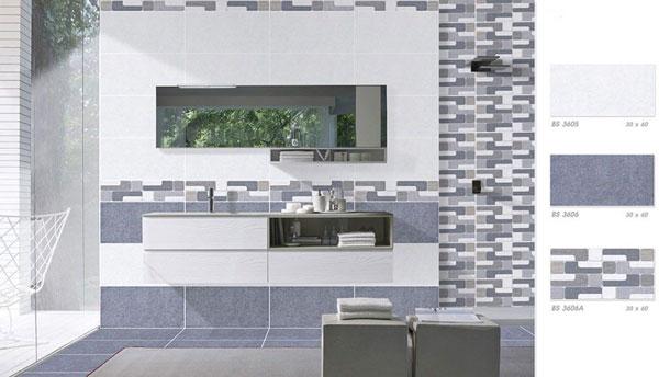 TOP mẫu gạch ốp tường 30x60 màu trắng Viglacera được lựa chọn nhiều nhất hiện nay 4