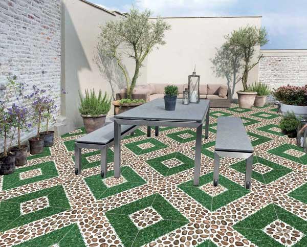 TOP 5 mẫu gạch lát sân vườn đẹp - giá rẻ được chọn nhiều nhất hiện nay 2