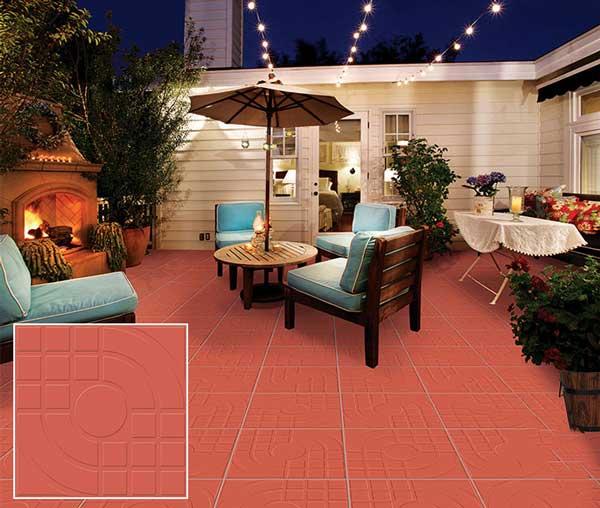 TOP 5 mẫu gạch lát sân vườn đẹp - giá rẻ được chọn nhiều nhất hiện nay 4