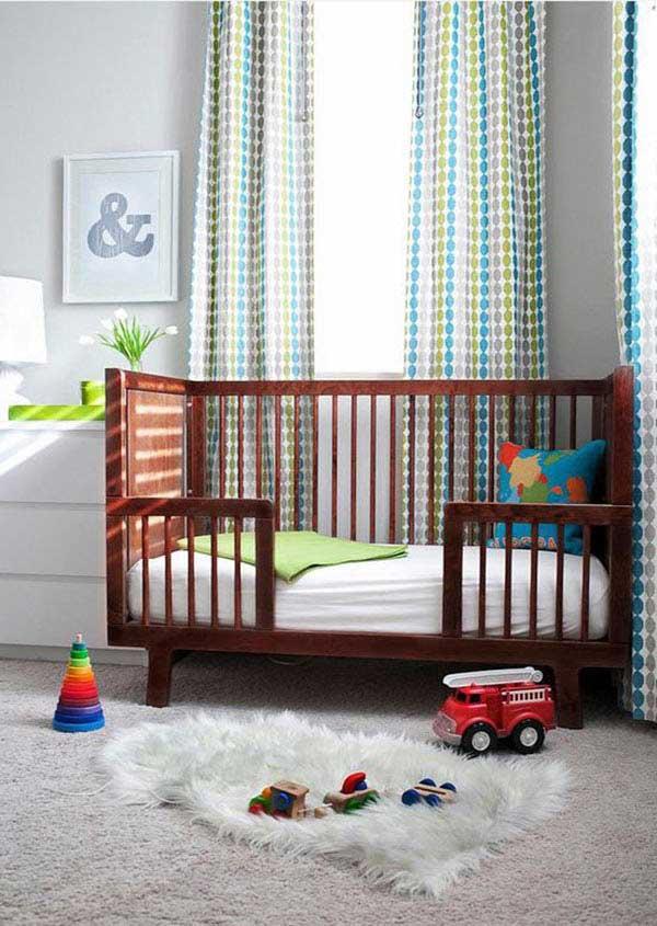Ý tưởng mẫu phòng ngủ cho bé trai đẹp, ấn tượng 2021 1