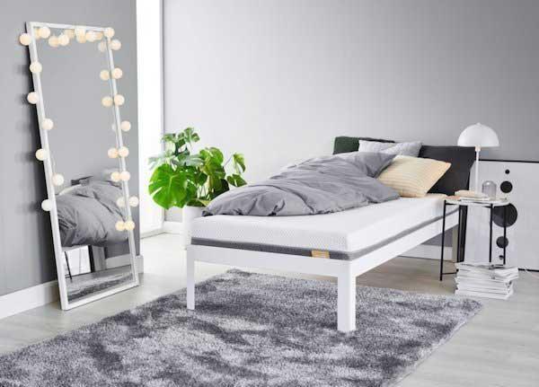 Giường ngủ đẹp, bố trí hợp lý