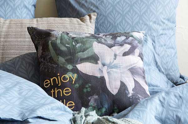 Sử dụng họa tiết trang trí giúp nội thất phòng ngủ đẹp
