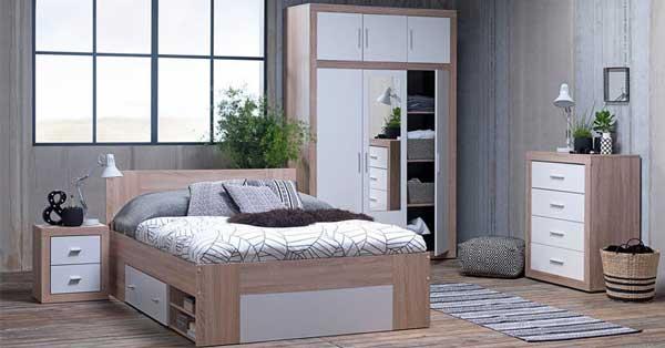 Cách trang trí phòng ngủ tận dụng ánh sáng tự nhiên