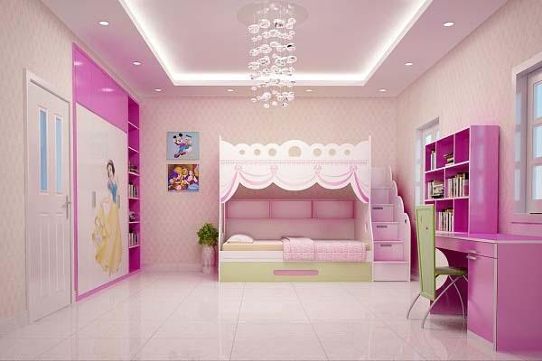 Chọn gạch phòng ngủ cho bé gái cần lưu ý điều gì 2