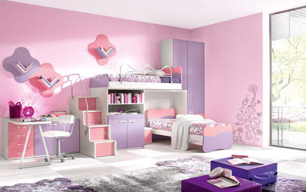 Chọn gạch phòng ngủ cho bé gái cần lưu ý điều gì 5