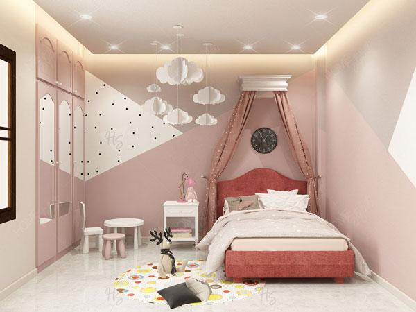 Chọn gạch phòng ngủ cho bé gái cần lưu ý điều gì 7