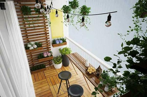 Thiết kế ban công chung cư cần lưu ý điều gì? 5