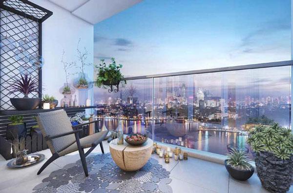 Thiết kế ban công chung cư cần lưu ý điều gì? 6